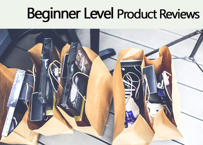 BEGINNER Level Product Reviews – $1 /100 Words