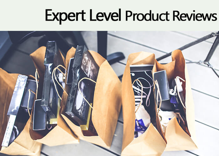 EXPERT Level Product Reviews – $3 /100 Words